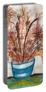Shaylynne And Vaughn's Bouquet Portable Battery Charger