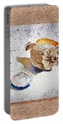 She Sells Sea Shells Decorative Collage Portable Battery Charger