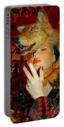 She Wolf Portable Battery Charger