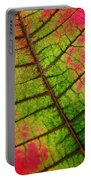 Shed Foliage Portable Battery Charger