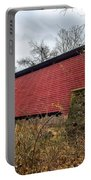 Sheeder/hall Covered Bridge Portable Battery Charger