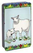 Sheep Artist Sheep Art II Portable Battery Charger