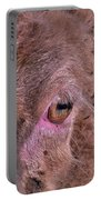 Sheep Close Up 2 Portable Battery Charger