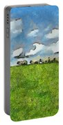 Sheep Herd Portable Battery Charger