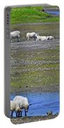 Sheep In Branch-nl Portable Battery Charger