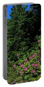 Sheep Laurel Shrub Portable Battery Charger