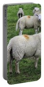 Sheep On Parade Portable Battery Charger