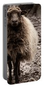 Sheep Stare Portable Battery Charger