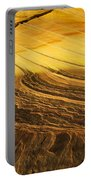 Sheer Magic North Coyote Buttes Arizona Portable Battery Charger