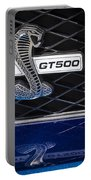 Shelby Gt 500 Portable Battery Charger
