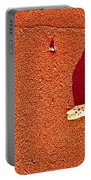Shell And Sand Reddish Version Portable Battery Charger