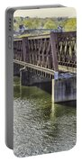 Shelton Derby Railroad Bridge Portable Battery Charger