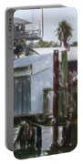 Shem Creek Dockage Portable Battery Charger