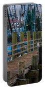 Shem Creek Pier Portable Battery Charger