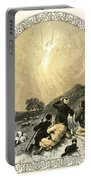 Shepherds And Angel Portable Battery Charger