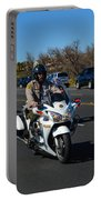 Sheriff's Motor Officers Portable Battery Charger