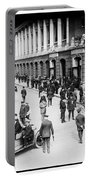 Shibe Park 1914 Portable Battery Charger by Bill Cannon