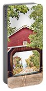 Shimanek Covered Bridge Portable Battery Charger