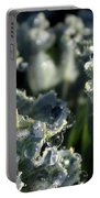 Shimmer In The Forest Of Dew Portable Battery Charger