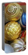Shimmering Bauble Portable Battery Charger