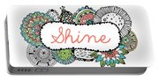 Shine Part 2 Portable Battery Charger