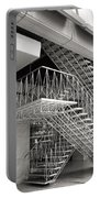 Shiodome Tokyo Stairs Portable Battery Charger