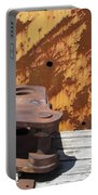 Ship Yard Rust 5 Portable Battery Charger