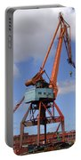 Shipping Industry Crane 06 Portable Battery Charger