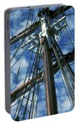 Ships Rigging Portable Battery Charger