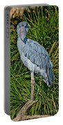 Shoebill Stork Portable Battery Charger