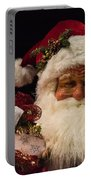 Shopping Mall Santa Portable Battery Charger