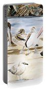 Shore Birds Portable Battery Charger