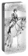 Showjumper Portable Battery Charger