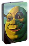 Shrek Portable Battery Charger