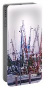 Shrimpers On The Shem Portable Battery Charger