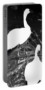 Shy Swans Portable Battery Charger