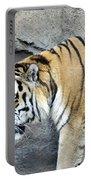 Siberian Tiger Panthera Tigris Altaica Usa Portable Battery Charger