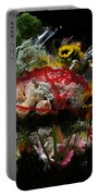 Sidewalk Flower Shop Portable Battery Charger