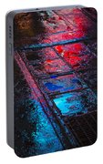 Sidewalk Reflections Portable Battery Charger