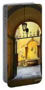 Siena Doorway Portable Battery Charger