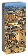 Siena Rooftops Portable Battery Charger