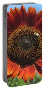 Sienna Sunflower Portable Battery Charger