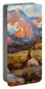 Sierra Nevada Mountains Portable Battery Charger
