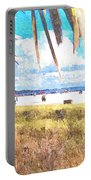 Siesta Key In Fall Portable Battery Charger