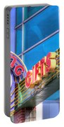 Sign - Swing Shop - Jazz District Portable Battery Charger