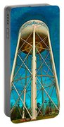 Sikeston Water Tower Iv Portable Battery Charger
