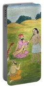 Sikh Painting Portable Battery Charger