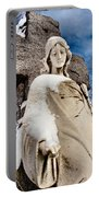 Silent Winter Angel Portable Battery Charger