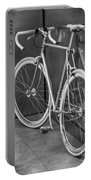 Silver Bike Bw Portable Battery Charger