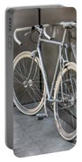 Silver Bike Portable Battery Charger